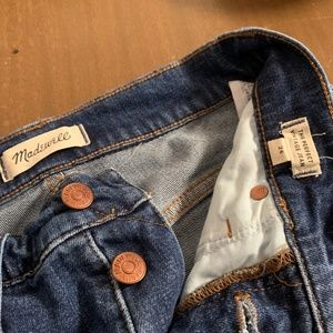 Madewell - Perfect Vintage Jean: Comfort Edition